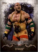 2016 Topps WWE Undisputed Wrestling Cards Ryback 31
