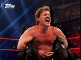 2018 WWE Road to WrestleMania Trading Cards (Topps) Chris Jericho (No.34)