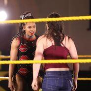 Bianca Blair vs Nikki Cross