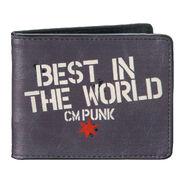 CM Punk Wallet