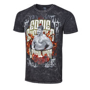 Eddie Guerrero Latino Heat Mineral Wash T-Shirt