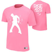 Fandango Rise Above Cancer T-Shirt