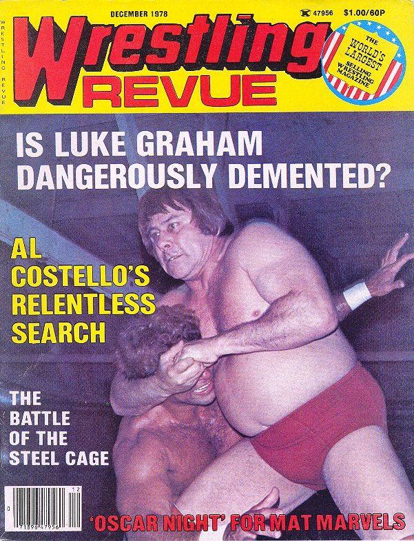 Wrestling Revue - December 1978