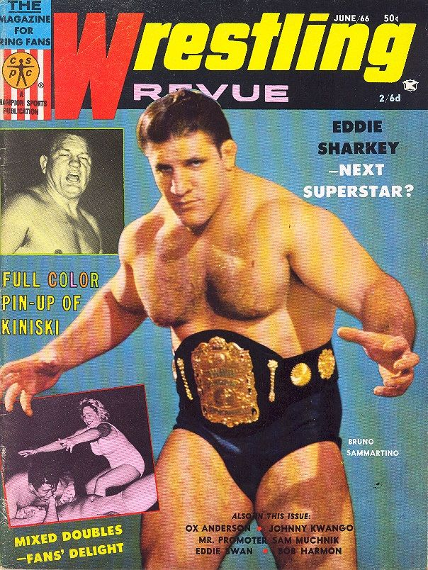 Wrestling Revue - June 1966