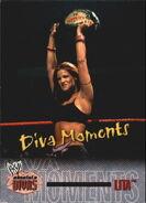 2002 WWE Absolute Divas (Fleer) Lita 69