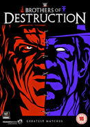 Brothers Of Destruction DVD