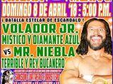 CMLL Domingos Arena Mexico (April 8, 2018)