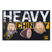 Heavy Machinery Limited Edition Pin Set