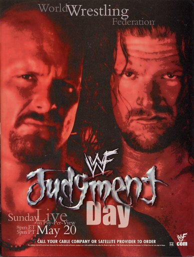 Judgment Day 2001