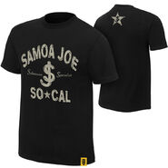 Samoa Joe Submission Specialist T-Shirt