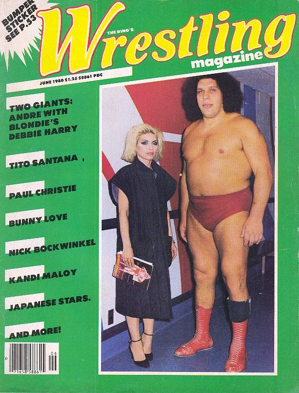 The Ring Wrestling - June 1980