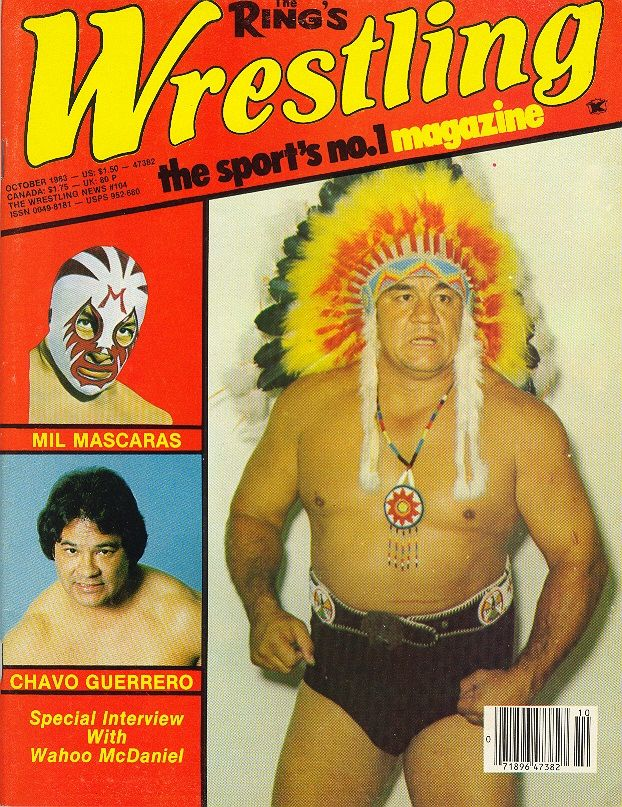 The Ring Wrestling - October 1983