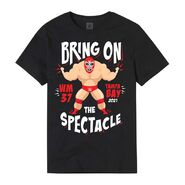 WrestleMania 37 Bring on The Spectacle T-Shirt