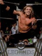 2018 Legends of WWE (Topps) Edge 17