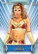 2019 WWE Women's Division (Topps) Mickie James 8