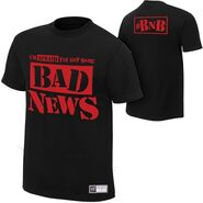 Bad News Barrett Bad News Youth T-Shirt