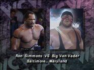 January 2, 1993 WCW Saturday Night 2