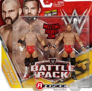 WWE Battle Packs 45 The Revival