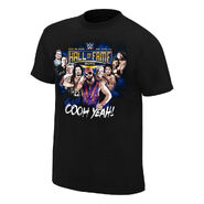 WWE Hall of Fame Class of 2015 Official T-Shirt