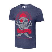 WrestleMania 36 Skull Crossed T-Shirt
