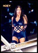 2017 WWE Wrestling Cards (Topps) Billie Kay 64