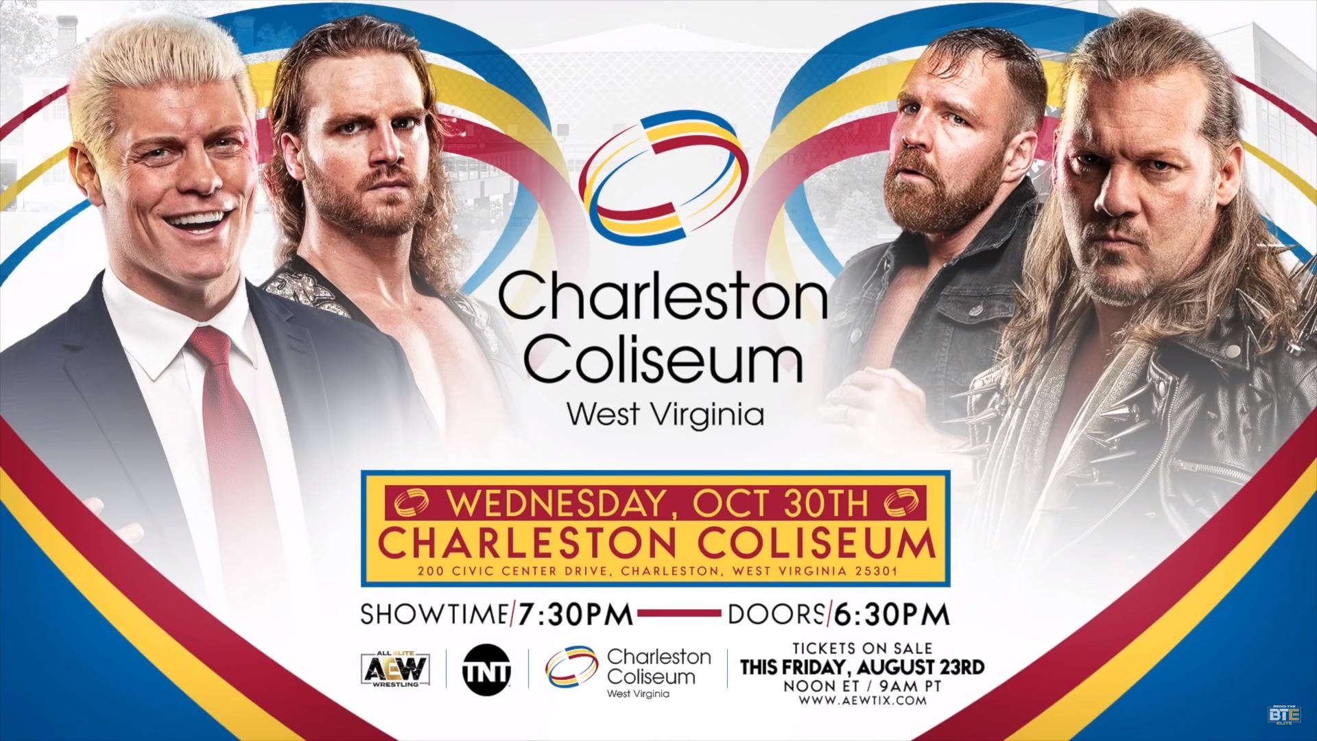 October 30, 2019 AEW Dynamite results