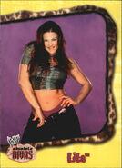 2002 WWE Absolute Divas (Fleer) Lita 29