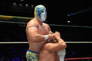CMLL Domingos Arena Mexico (January 13, 2019) 14