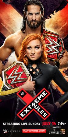 Extreme Rules 2019