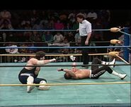 January 9, 1993 WCW Saturday Night 3
