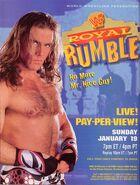 Royal Rumble 1997 Poster