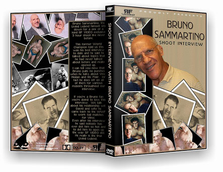 Shoot with Bruno Sammartino 1