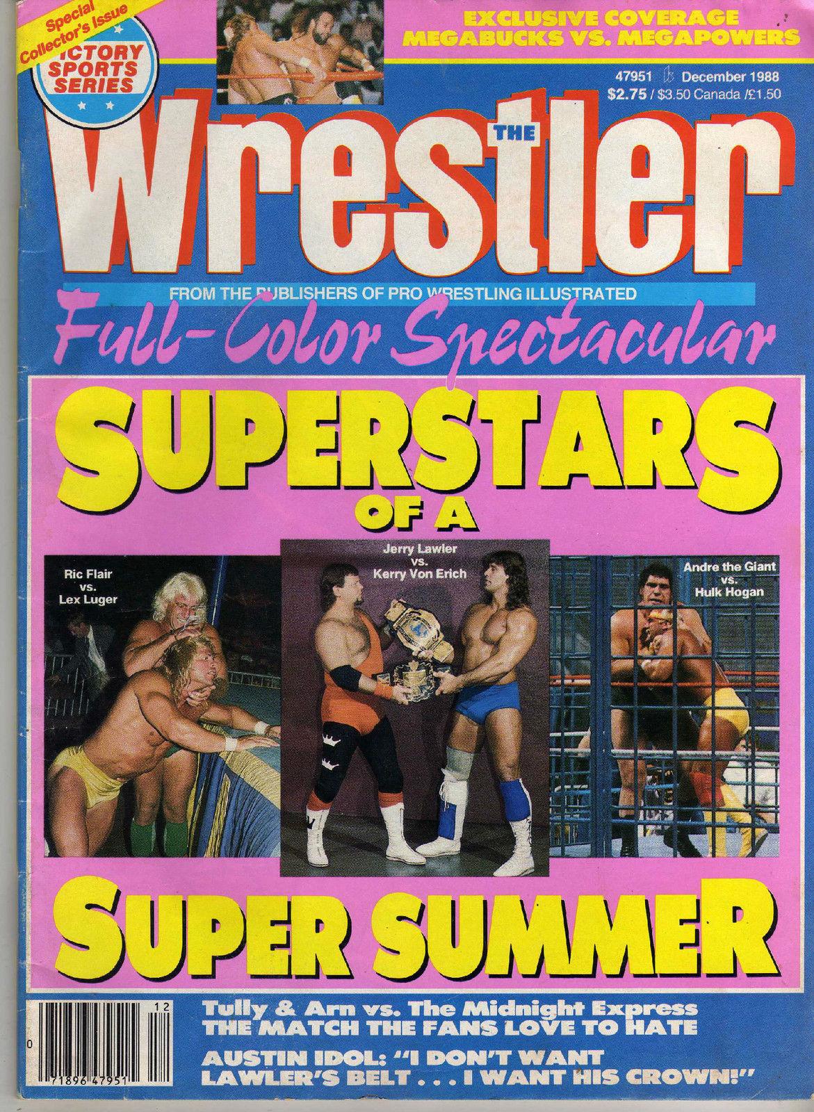 The Wrestler - December 1988