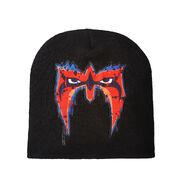 Ultimate Warrior Knit Beanie Hat
