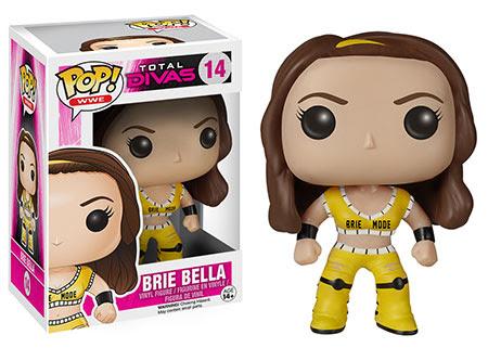 Brie Bella - Pop WWE Vinyl (Series 3)