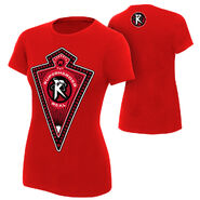 Ricochet Superheroes R Real Women's Authentic T-Shirt