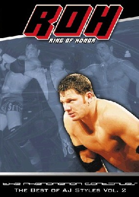 The Phenomenon Continues: The Best of AJ Styles Vol. 2