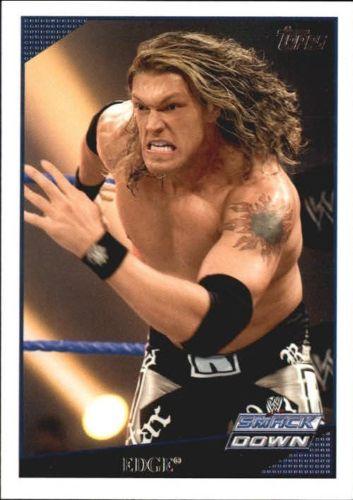 2009 WWE (Topps) Edge (No.21)
