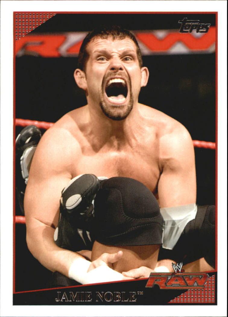 2009 WWE (Topps) Jamie Noble (No.63)