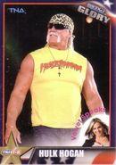 2013 TNA Impact Glory Wrestling Cards (Tristar) Hulk Hogan 89