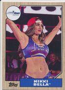 2017 WWE Heritage Wrestling Cards (Topps) Nikki Bella 62