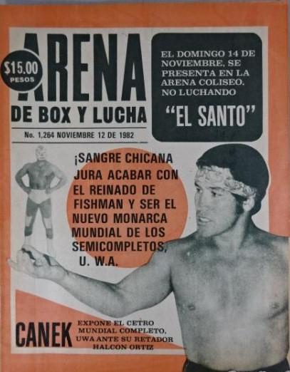 Box y Lucha 1264