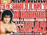 CMLL Sabados De Coliseo (May 20, 2017)