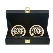 Nia Jax Championship Replica Side Plate Box Set
