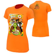 The New Day Booty-O's Halloween Women's T-Shirt
