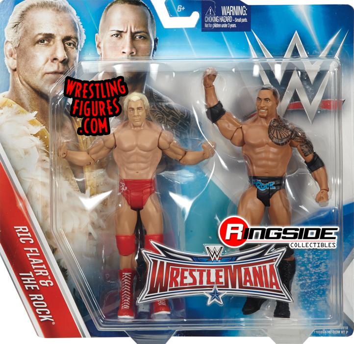 "WWE Battle Packs ""WrestleMania 32"""