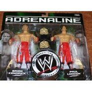 WWE Wrestling Adrenaline Series 24 Kendrick and London