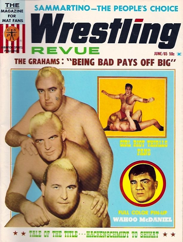 Wrestling Revue - June 1965