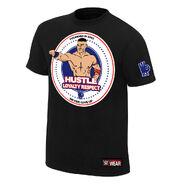 John Cena Hustle Loyalty Respect Authentic T-Shirt