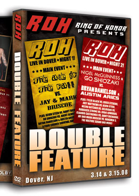 ROH Double Feature (Night One)